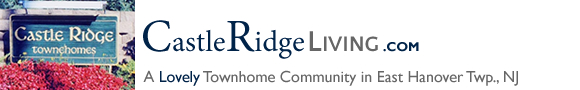 Castle Ridge in East Hanover NJ Morris County East Hanover New Jersey MLS Search Real Estate Listings Homes For Sale Townhomes Townhouse Condos   CastleRidge   Castle Ridge East Hanover